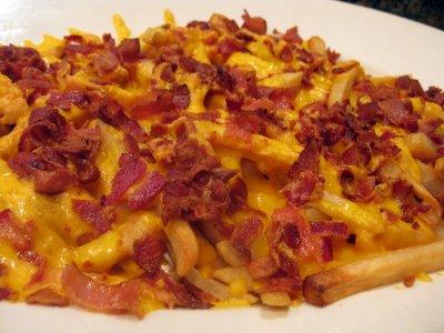bacon cheese