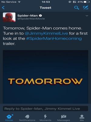 spidermanofficial-tweetpng